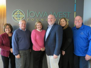 Iowa West Board Officers