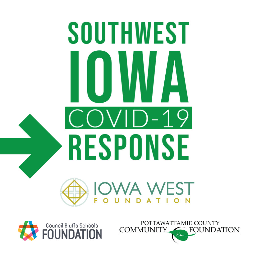 Southwest Iowa COVID-19 Response Fund graphic