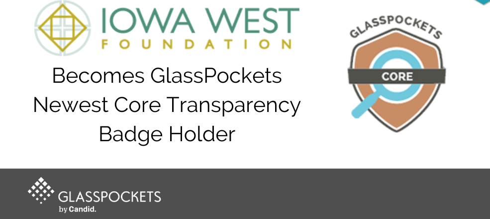 CORE Transparency Badge