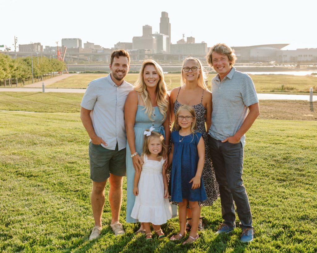 Knudtson-Tomasek and Davidson families