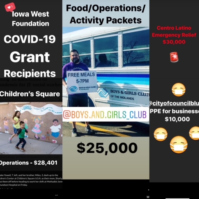 A Community Responds to COVID-19