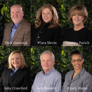 Board Officers 2021