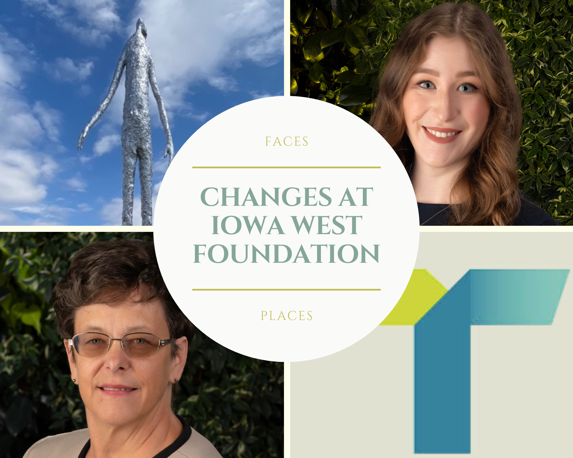 Changes at the Iowa West Foundation