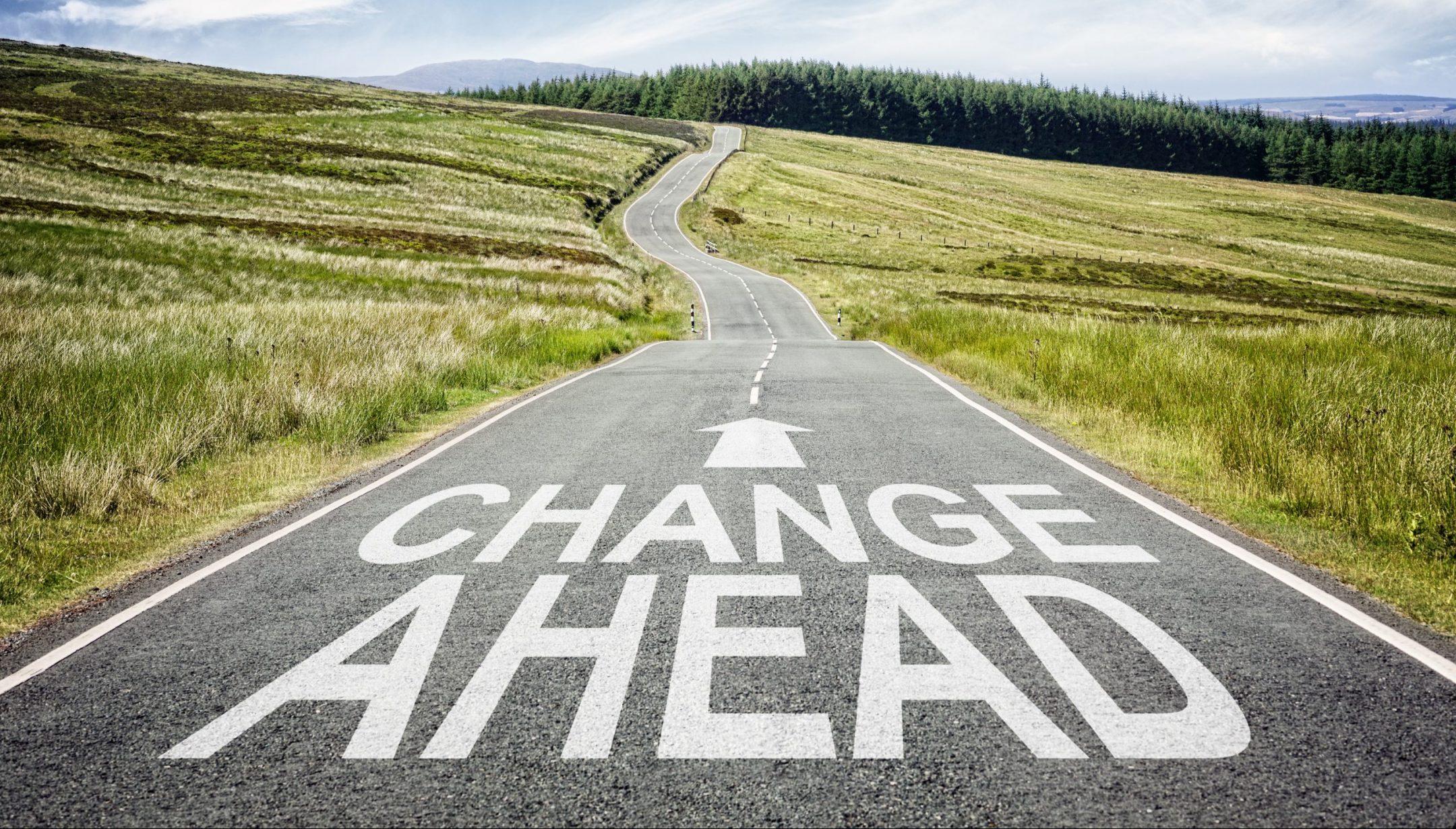 Change Ahead photo